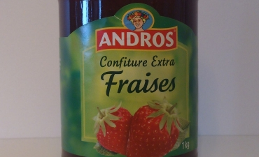Confiture Extra - Andros 1Kg
