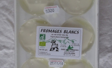 Fromages / produits laitiers